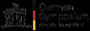 German Symposium Logo